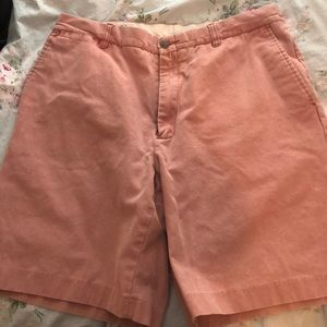 Nantucket Red Shorts - Size 34